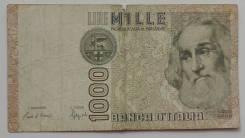 Италия. 1 000 лир 1982 года.