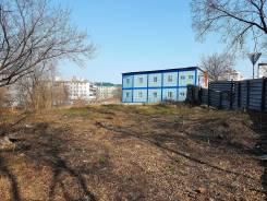 Отличный участок под кап строительство на Постышева во Владивостоке. 788кв.м., аренда, от частного лица (собственник)