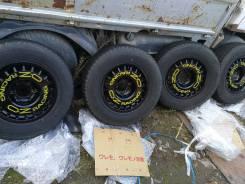 "OZ Racing. 7.0x16"", 6x139.70, ET-15, ЦО 109,5мм."