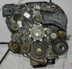 Двигатель в сборе. Mitsubishi Pajero, V25W, V45W Mitsubishi Challenger, K99W Двигатель 6G74