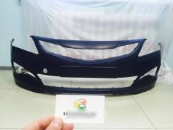 Бампер. Hyundai Solaris, RB G4FA, G4FC