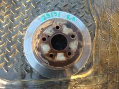 Диск тормозной задний Toyota Crown JZS151 42431-22180