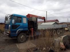 Mitsubishi Fuso. Продаю эвакуатор (грузовик - манипулятор, кран), 17 000куб. см., 20 000кг.