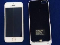 Apple iPhone 5. Б/у, 16 Гб, Белый, 4G LTE