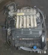 Механизм газораспределения. Mitsubishi Diamante, F15A Двигатель 6G73