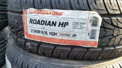 Roadstone Roadian H/P SUV. Летние, 2016 год, без износа, 4 шт