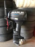 Marlin. 15,00л.с., 2-тактный, бензиновый, нога S (381 мм), Год: 2012 год