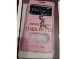 Samsung Galaxy Alpha. Новый