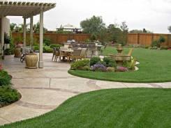 Ландшафтный дизайн, озеленение, обустройство газонов, консультации.