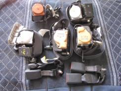 Ремень безопасности. Subaru Impreza, GH2, GH3, GH6, GH7, GH8, GE3, GE, GH, GE2 Двигатели: EL154, EL15