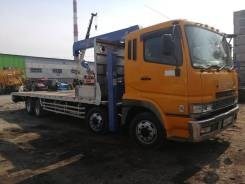 Mitsubishi Fuso Super Great FS. Продаю грузовик, 11 900 куб. см., 10 т и больше