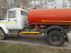 ГАЗ 3309. Вакуумная машина газ 3309-ко503В-2, 8 752куб. см.