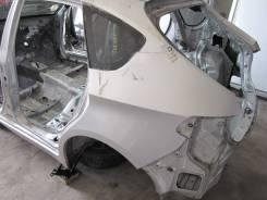 Задняя часть автомобиля. Subaru Impreza, GH2, GH3, GH6, GH7, GH8, GE3, GE, GH, GE2 Двигатели: EL154, EL15