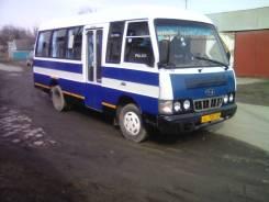 Kia Combi. Автобус KIA Combi, 4 052куб. см., 23 места