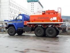 Урал 4320. , 14 000куб. см., 12 000кг., 6x6