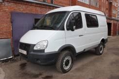 ГАЗ 27527. Продается Соболь 27527 4Х4, постоянный полный привод, 7 мест, 2 700 куб. см.