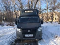 ГАЗ ГАЗель Next. Газель Next,2013 год, рефрижератор., 2 800 куб. см., 1 500 кг.