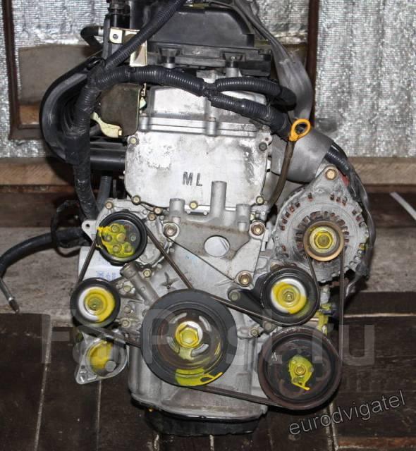 Двигатель Ниссан Куб Z11 1.4L CR14DE