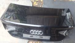 Крышка багажника. Audi A8, 4H2, 4H8 Audi S8, 4H2, 4H8 Двигатели: CDMA, CDRA, CDSB, CDTA, CDTB, CEJA, CEUA, CGTA, CGWA, CGWD, CGXA, CGXC, CHJA, CLAB, C...