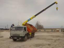 КамАЗ 53215. N манипулятор сельхозник, 15 989куб. см.