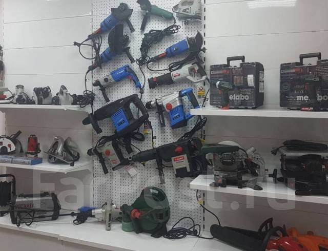 Аренда , прокат электро инструмента и стр оборудования 200/сутки