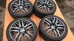 """Рестайлинговые колеса R20 Nissan GTR. 9.5/10.5x20"""" 5x114.30 ET40/35"""
