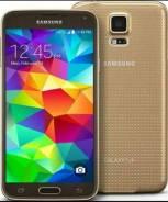 Samsung Galaxy S5 Duos. Б/у, 16 Гб, Золотой, Dual-SIM