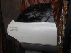 Тойота Виста, SV32, задняя правая дверь, (голое железо)