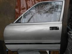 Тойота Марк, 80куз,1991г, передняя левая дверь.