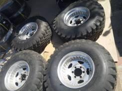 """Продам колёса Prado, Safari, Terrano, Pajero, Delica, TLC,. 9.75x16.5"""" 6x139.70 ET-46 ЦО 110,0мм."""