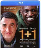 1+1 (Blu-ray), новый запечатан
