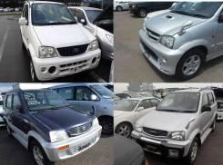 Toyota Cami. J102E J102G J100E J100G, K3VE K3VET HCEJ