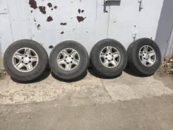 Комплект колес на Джип. 7.0x16 6x139.70
