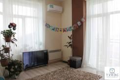 2-комнатная, улица Прапорщика Комарова 58. Центр, проверенное агентство, 53кв.м. Интерьер