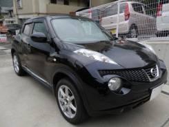 Nissan Juke. вариатор, передний, бензин, б/п, нет птс. Под заказ