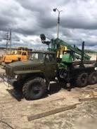 Урал 4320. Продается урал-лесовоз