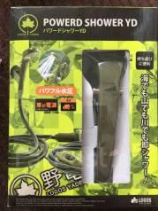 Душ электрический Logos (12V) для кемпинга Япония
