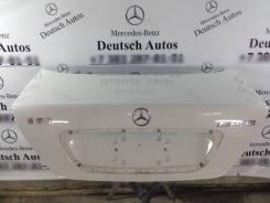 Крышка багажника. Mercedes-Benz S-Class, V220, W220 Двигатели: M112E28, M112E32, M113E43, M113E50, M113E55, M137E58, M137E63, OM613LA, OM628