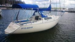 Яхта парусная Conrad 760RT 1990г. Длина 7,50м., 1999 год год