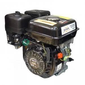 Двигатель Daman 6.5 л. с. 168 F, вал 20 мм