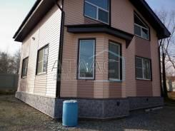 Продаётся новый загородный дом в п. Шмидтовка. Тупик Морской 2, р-н п. Шмидтовка, площадь дома 128кв.м., централизованный водопровод, электричество...