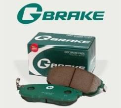 Тормозные колодки дисковые G-brake GP-07059