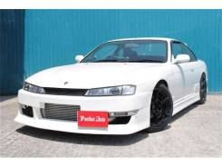 Nissan Silvia. механика, задний, 2.0, бензин, 32тыс. км, б/п, нет птс. Под заказ