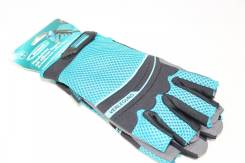 Перчатки комбинир.облегченные,открытые пальцы, XL/GROSS M90317