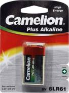 Батарейка Camelion 6LR61 plus BP-1