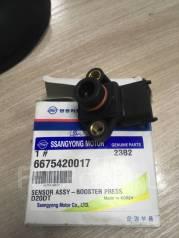 Датчик давления турбины. SsangYong Actyon, CJ SsangYong Rexton, RJN SsangYong Kyron, DJ Двигатели: D20DT, G23D, D27DT, D27DTP, G32D
