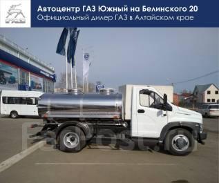 ГАЗ ГАЗон Next C41R13. Автоцистерна для перевозки молока, 4 400куб. см.