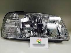 Фара. Hyundai Accent, MC, Sedan