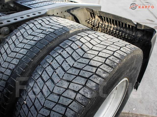 Mercedes-Benz Actros. 1845, 12 809куб. см., 18 000кг.