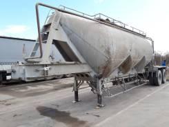 Daewoo. Полуприцеп цементовоз 1995 год, 30 000кг.